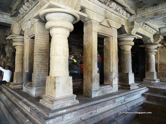 Nandi of Bhoga Nandeeshwara Mandir, Bangalore