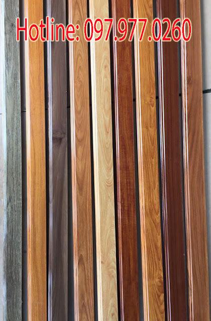 Phào gỗ công nghiệp