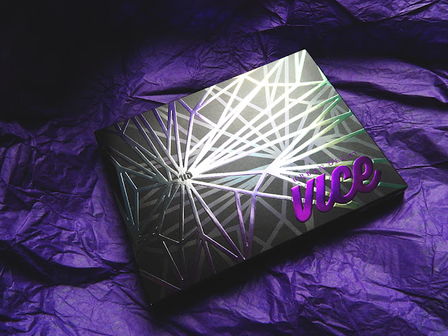 Urban Decay Vice 4 Palette Review