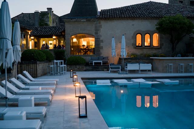 le vieux castillon luxury in the south of france zsazsa. Black Bedroom Furniture Sets. Home Design Ideas