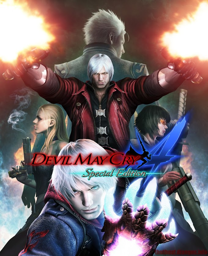Download Game Devil May Cry 4 Special Edition (Action/2015)