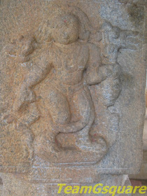 Someshwara temple, Kunigal