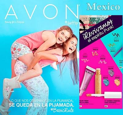 Just Hip de Avon Campaña 10 2016
