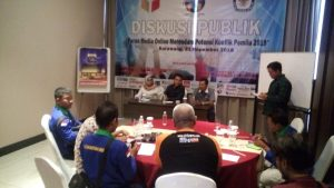 Wakil Bupati Ajak IWO Lakukan Fungsi Kontrol di Kabupaten Karawang