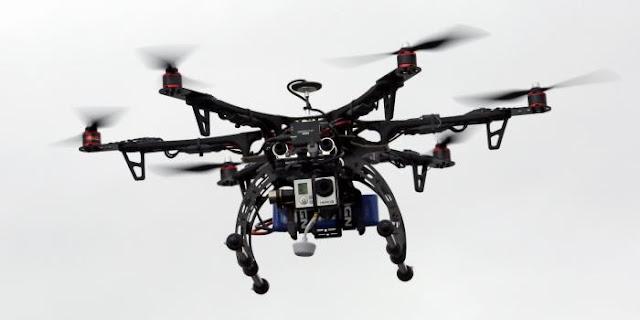 Pesawat Drone