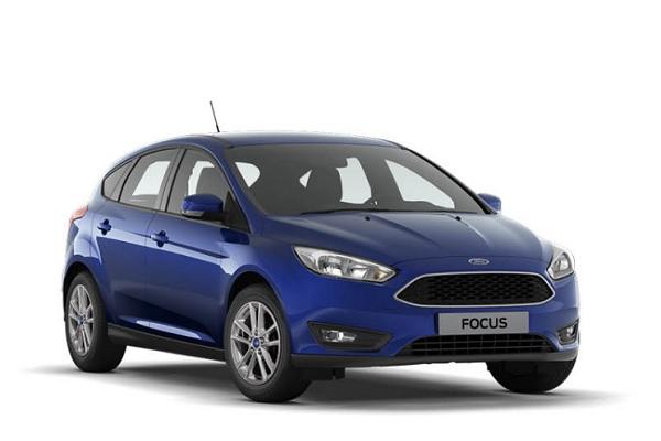 Ficha Técnica: Ford Focus 3 S 5 Puertas (2018)