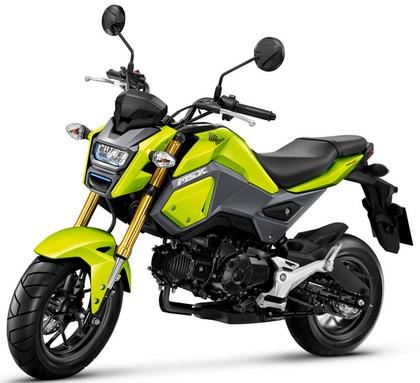 Harga Honda MSX 125 Bulan November 2015