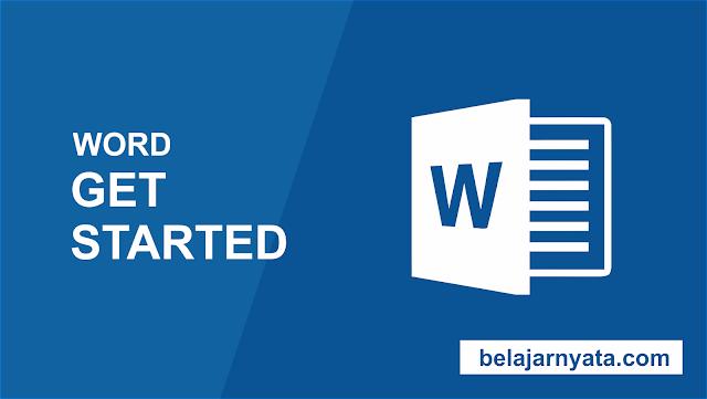 BelajarNyata.com - Microsoft Word 2016 merupakan sebuah aplikasi pengolah kata yang memungkinkan semua orang untuk membuat berbagai dokumen, termasuk surat, resume, dan banyak lagi. Pada pelajaran ini Anda akan belajar cara menavigasi antarmuka kata dan menjadi mengetahui dengan beberapa fitur yang paling penting, seperti pita, Quick Access Toolbar, dan Backstage View.   Mengenal Microsoft Word 2016  Word 2016 ini mirip Word 2013 dan Word 2010. Jika Anda sebelumnya menggunakan kedua versi, maka Word 2016 harus merasa sudah terbiasa. Tetapi jika Anda baru ke Word ini atau memiliki lebih banyak pengalaman dengan versi lama, Anda harus terlebih dahulu mengambil beberapa waktu untuk membiasakan diri dengan antarmuka Microsoft Word 2016.  Antarmuka Tampilan Word 2016  Ketika Anda membuka word untuk pertama kalinya, mulai layar akan muncul. Dari sini, Anda akan mampu membuat dokumen baru, memilih template, dan mengakses dokumen baru saja diedit. Dari layar mulai, Cari dan pilih dokumen kosong untuk mengakses tampilan microsoft word.