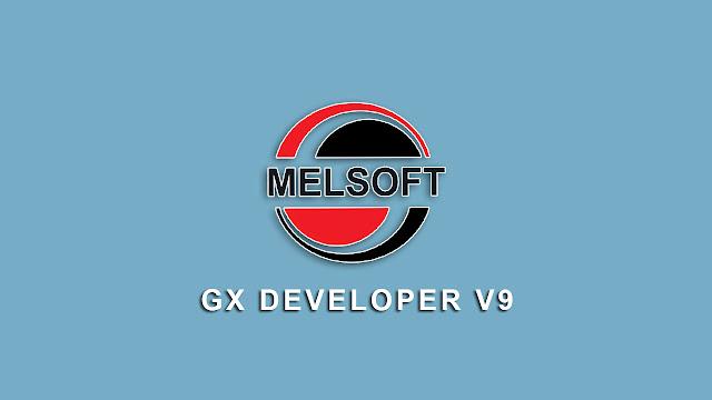 GX Developer Upgrade v9.1 - Phần mềm lập trình PLC Misubishi