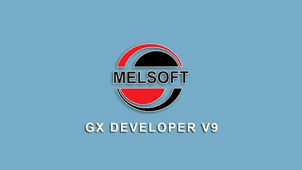 GX Developer Upgrade v9.1 - Phần mềm lập trình PLC Mitsubishi
