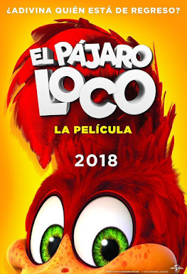 Woody Woodpecker 2017 DVD R1 NTSC Latino