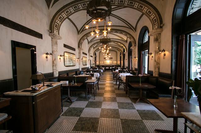 Caffè-Palazzo dell'Opera-Budapest