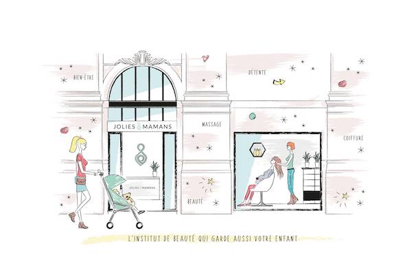 Institut de beauté jeunes mamans-Adresse Paris-a-louest
