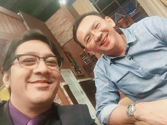 Andre Taulany Usulkan Ahok jadi Wapres, Netizen Murka