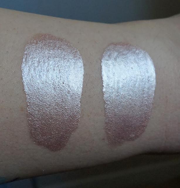 Liquid Highlighter Makeup Revolution dupe Illuminator Drops Iconic London