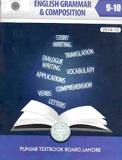 Class (IX & X) English Grammer Textbook by PCTB in pdf format