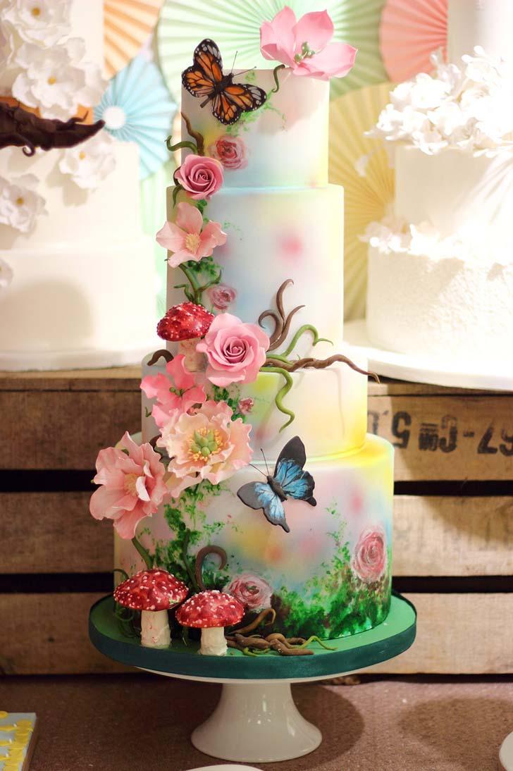 Batman Wedding Cake 65 Cool A wedding cake is