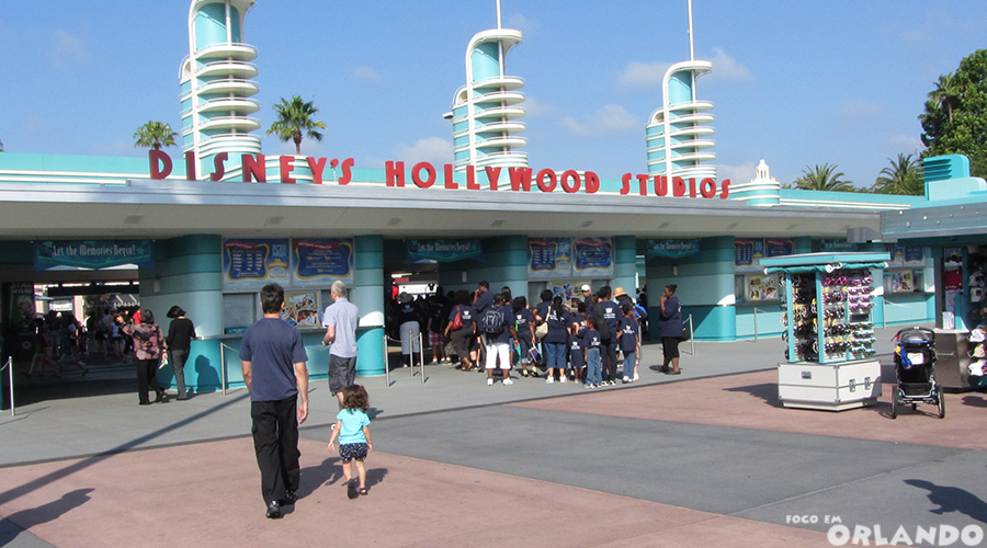Disney's Hollywood Studios, WDW, Orlando