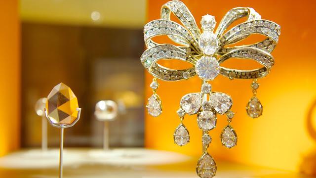 Informações sobre o Museu dos Diamantes em Amsterdã: