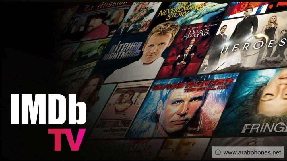 تحميل تطبيق IMDb Movies & TV لتقييم الأفلام والمسلسلات العالمية