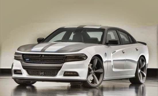2018 Dodge Charger Concept Rumors