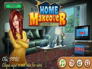 Home Makeover - Hidden Object