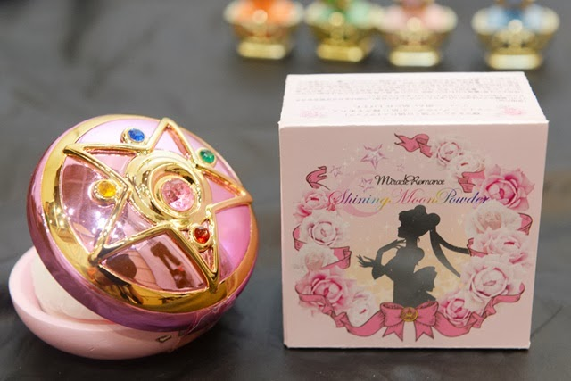 Bishoujo Senshi Sailor Moon R Miracle Romance Shining Moon Powder