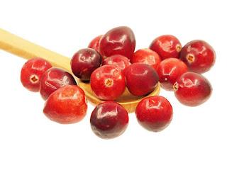 Jus Buah Cranberry