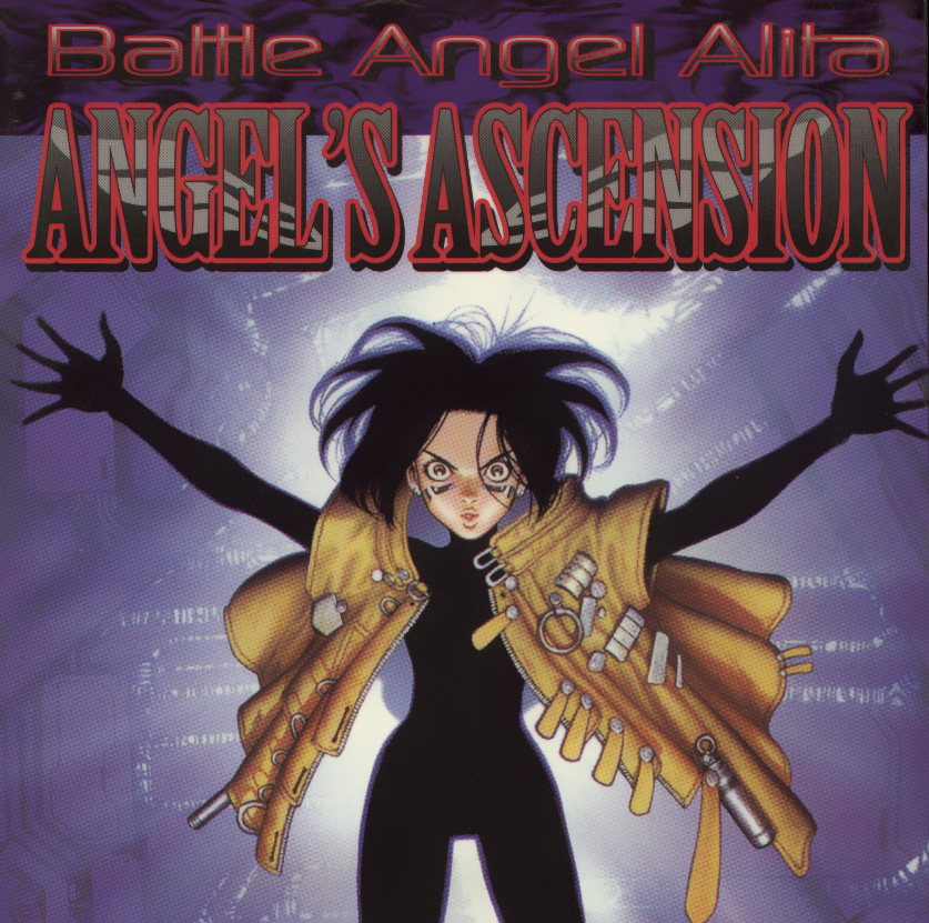 Battle Angel Alita chapter 48 trang 1