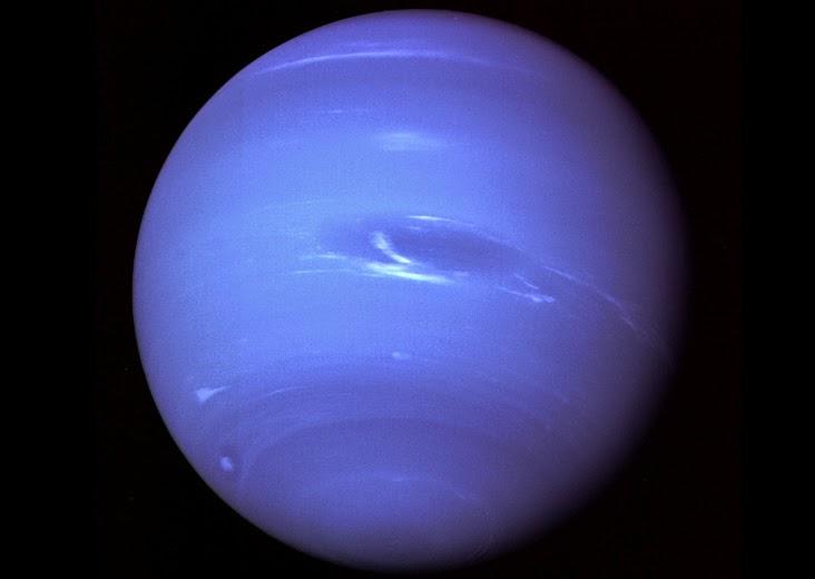 ดาวเนปจูน Neptune