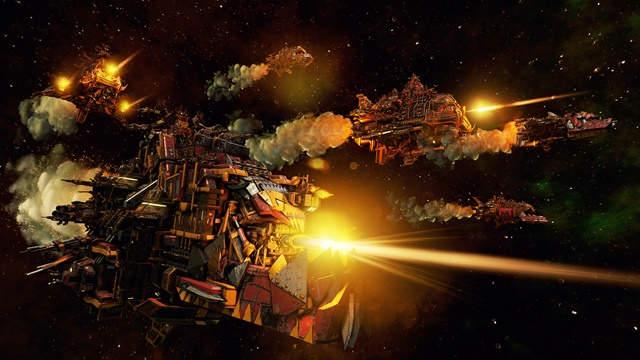 Battlefleet Gothic: Armada PC Full Español