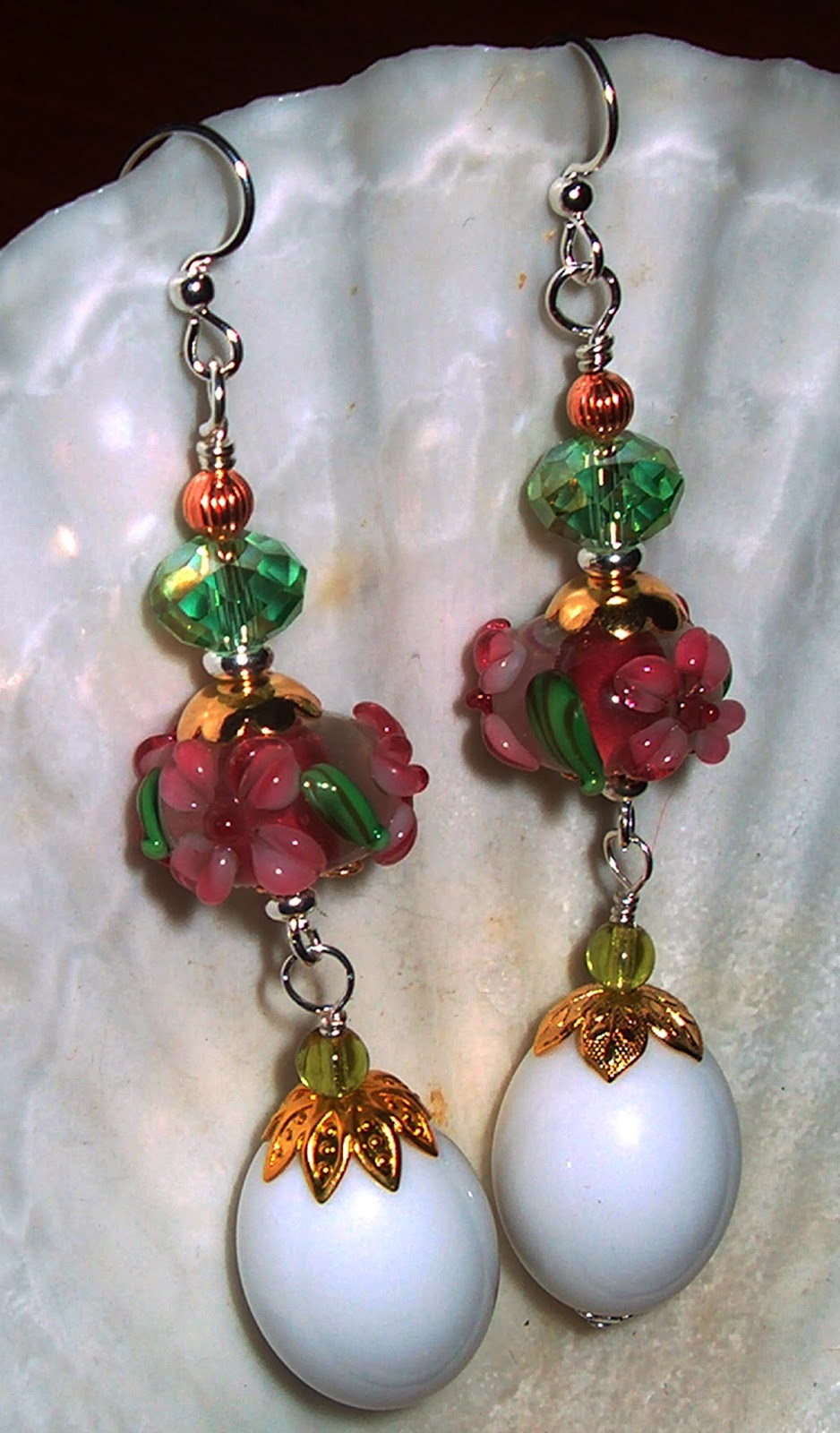 Easter Egg Special Delivery Earrings Kirsten USA