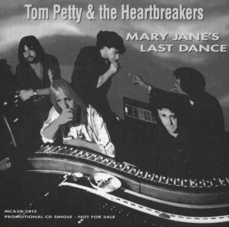 Tom Petty And The Heartbreakers. Mary Jane's Last Dance