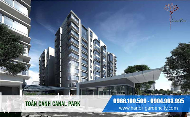 Chung cư Long Biên Canal Park