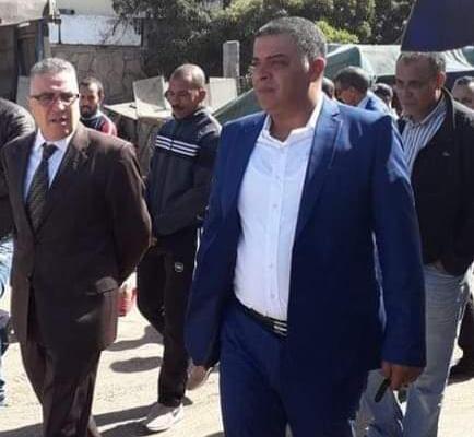 عامل إقليم برشيد في زيارة تفقدية لجماعة سيدي رحال الشاطىء