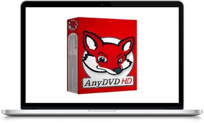 RedFox AnyDVD HD 8.2.2.0 Full Version