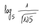 Logaritmo 3