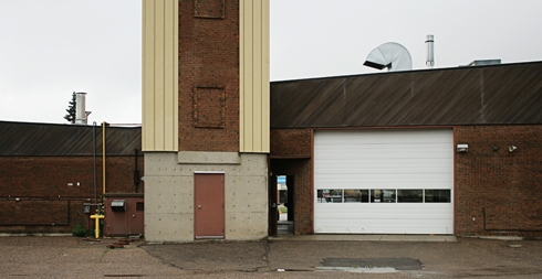 Fire Station 2 Medicine Hat Alberta