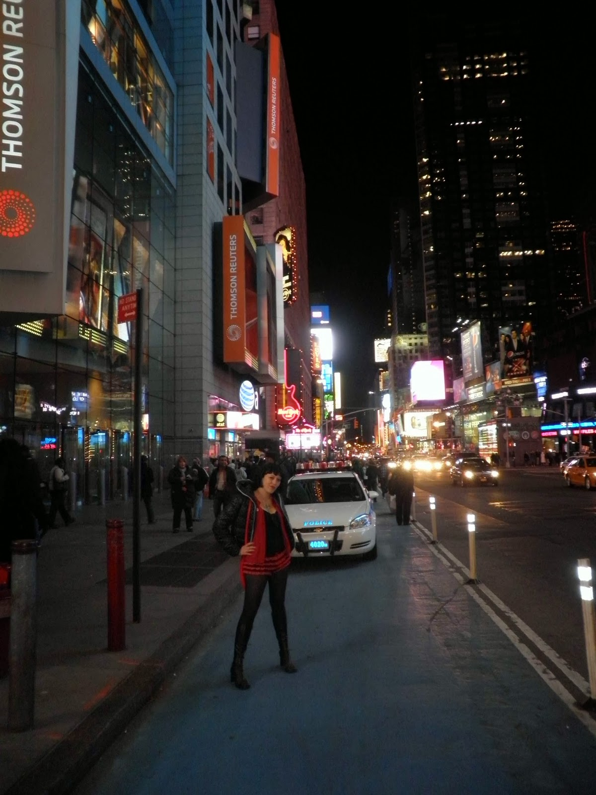 visitare new york