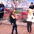 Το τσιφτετέλι της Μενεγάκη και τα τεχνικά προβλήματα στο live της Γαρμπή (videos)