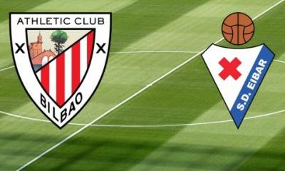 Athletic Bilbao vs Eibar Full Match & Highlights 26 January 2018