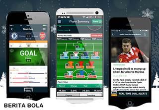 Aplikasi Berita Bola