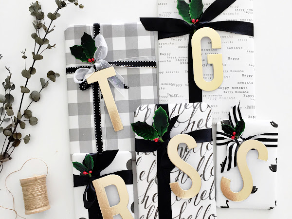 Crate Paper Design Team : Gift Wrapping