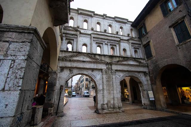 Porta Bosari-Verona