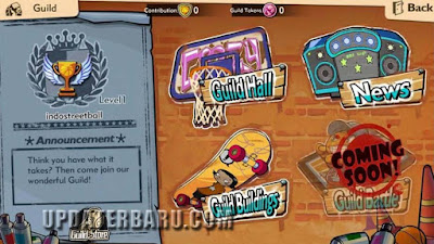 Download Game StreetBall Hero Mod Apk+Data v1.1.5 Versi Terbaru For Android