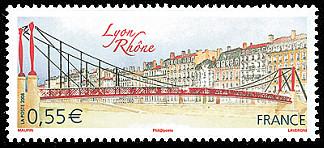 Passerelle Saint-Georges Lyon