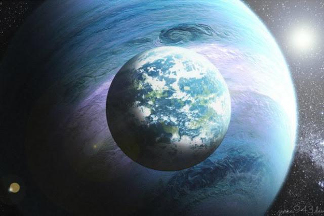 Penting!!! Planet Asing 180 Kali Lebih Besar Dari Bumi Sedang Mendekati Kita