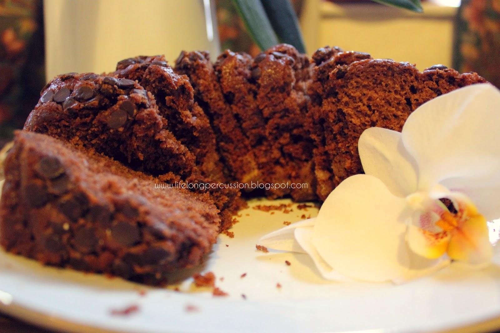 Mama S Cake Recipe Italian: Life-Long Percussion: Mama's Double Chocolate Cake Recipe