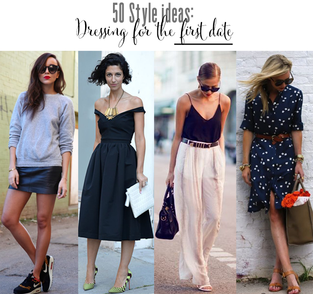 50 ideas: What to wear on a first date?