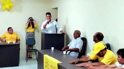 PSOL oficializa candidatura de Edmilson Arruda em Casinhas